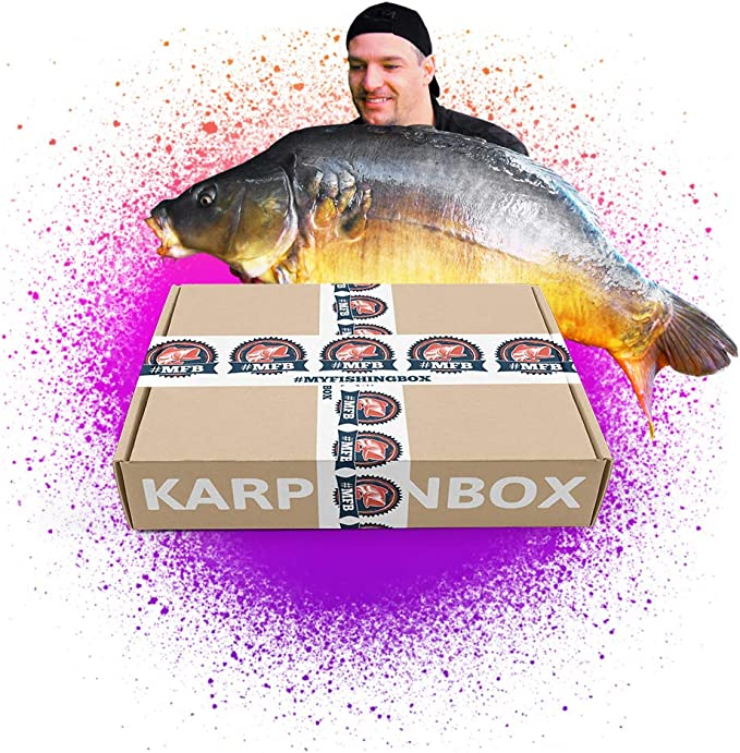 MFB - Juego de carpas MyFishingBox para la pesca específica de ...