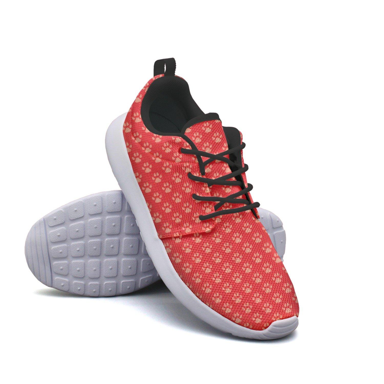 Paw Stuffed Animal Women's Cool Sports Running Shoes Novelty Mini