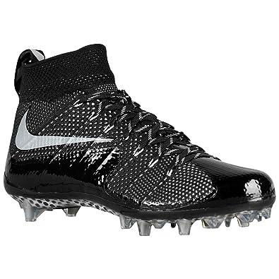 Amazon.com   Nike Vapor Untouchable Football Cleat (15, Black ...