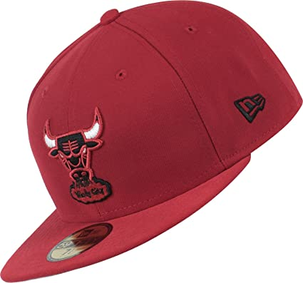 timeless design 96212 ece77 New Era Basic Team HWC Chicago Bulls New Era Cap (7 1 2)
