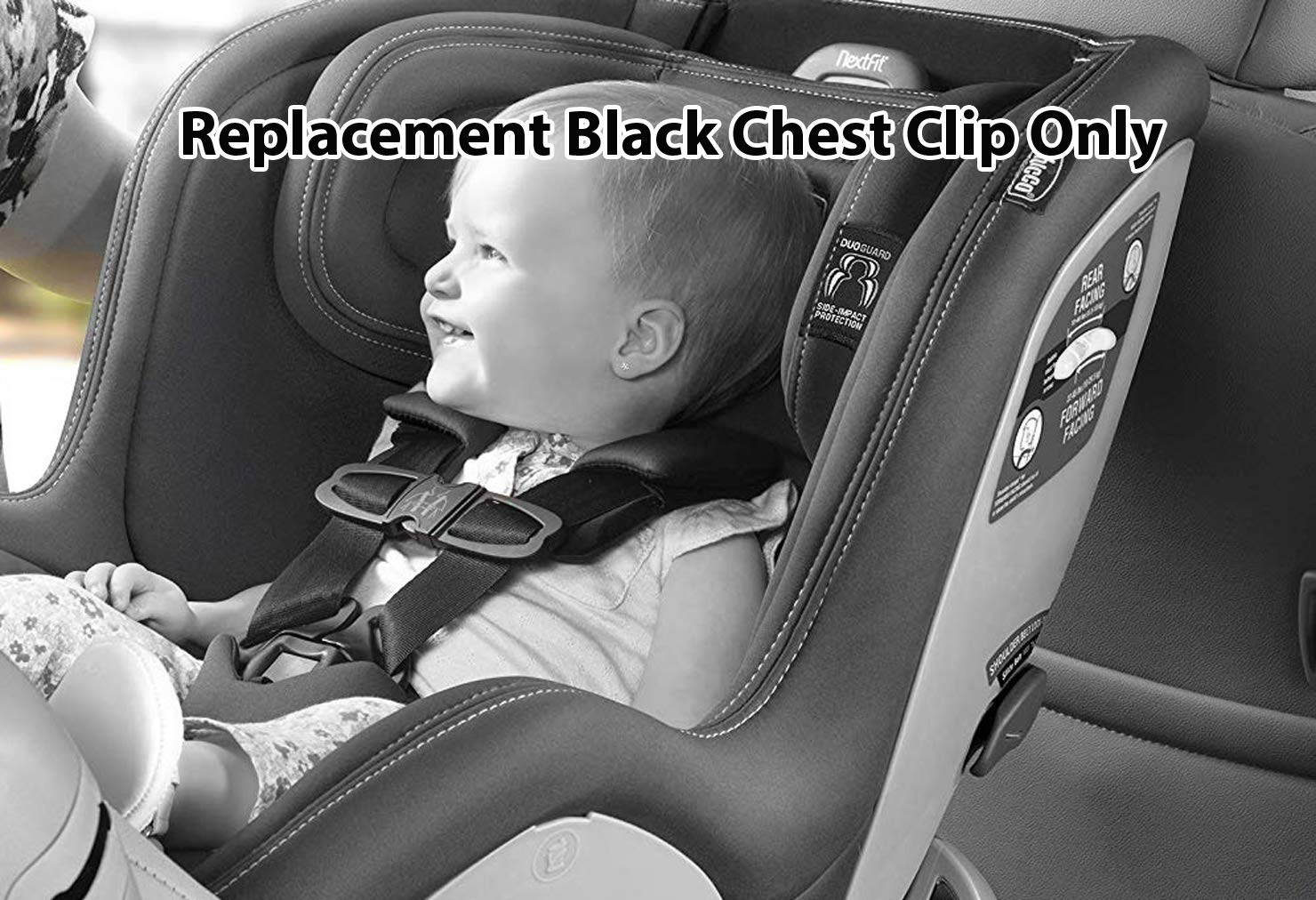Chest Clip Chicco Fit2 Rear-Facing Infant /& Toddler Car Seat