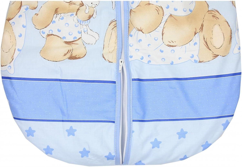 TupTam Saco de Dormir sin Mangas Calentado para Beb/é