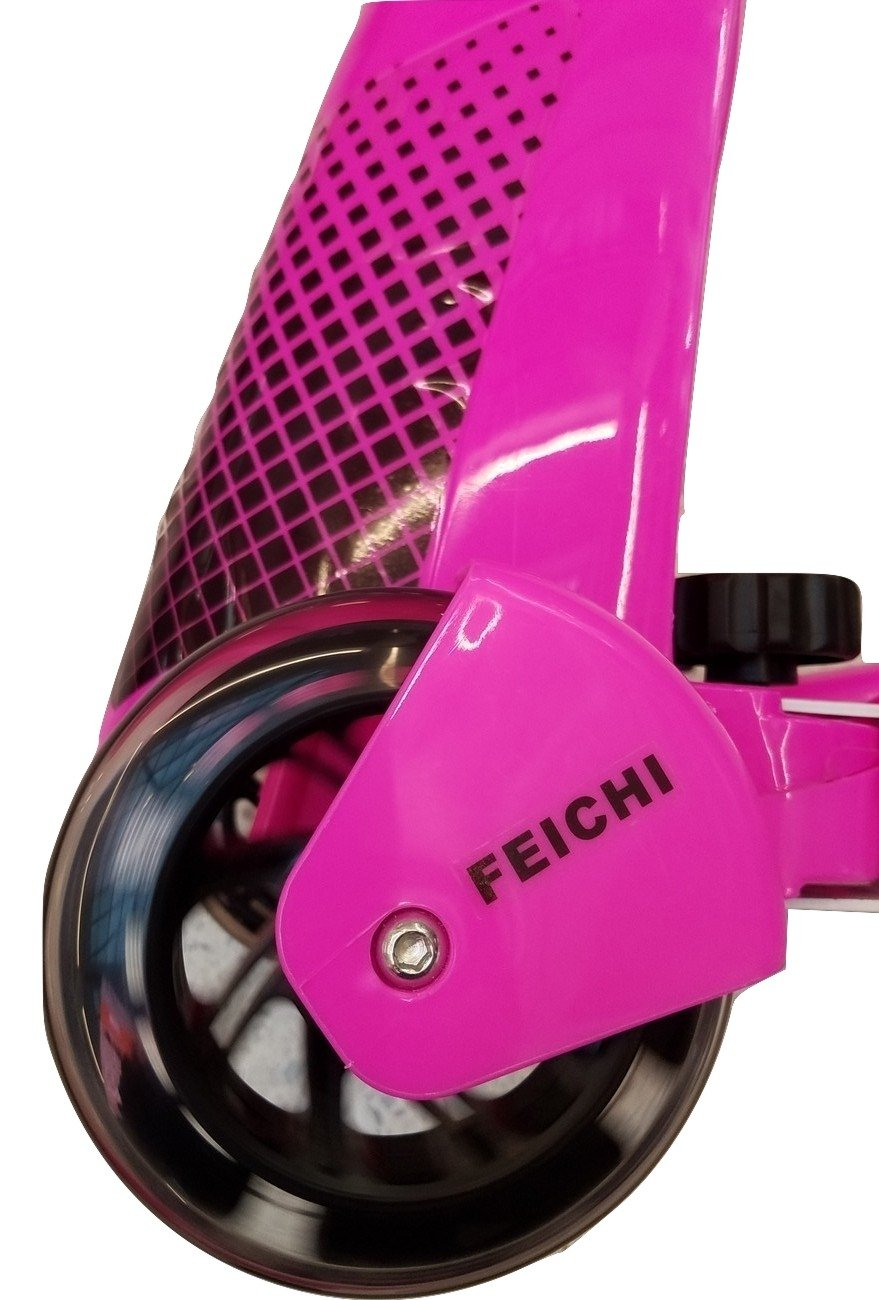 Amazon.com: Feichi Sport Kid rana tijera Kick Scooter con de ...
