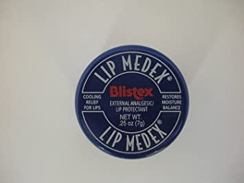 Blistex Lip Medex 0.25 oz (Pack of 3) EYE CRM,ANTI-OXIDNT/PEPT, .5 OZ , Eyes are the windows to the soul… unfortuantely, they are also the first area to really show our age...., By Mad Hippie Ship from US