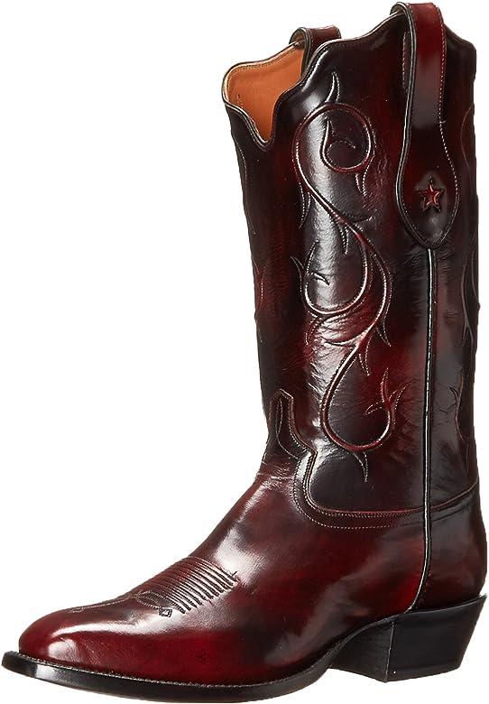 10d26c4180d Men's 1045-Brushed Goat Western Boot