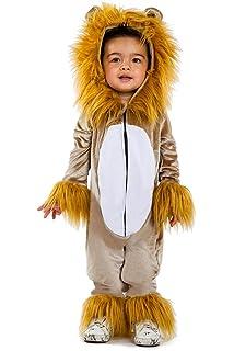 Amazon.com: Fantasy World León Disfraz para Halloween ...