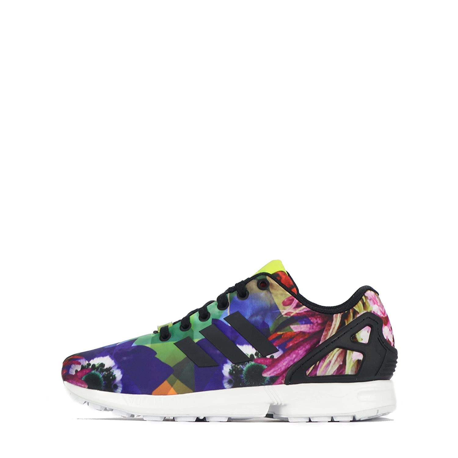 adidas Originals Zx Flux - Zapatillas para hombre UK4.5 EU37 1/3 US5|Black Multi
