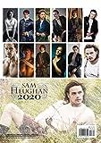 Sam Heughan 2020 Calendar - Jamie Fraser