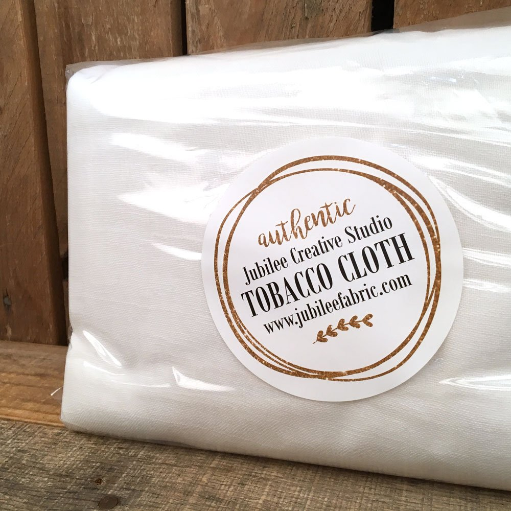 60 Yards White Tobacco Cloth Natural Cotton Fabric Lightweight for Wedding Decor by JCS by JCS (Image #3)