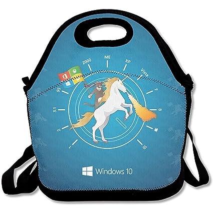 Amazon.com - Starmiami Windows 10 Ninja Cat Unicorn Reusable ...