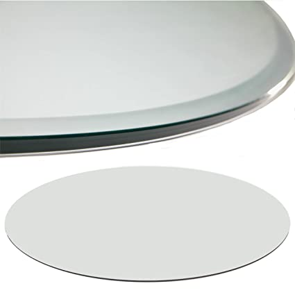GroBartig Euro Tische Glasplatte Für Kaminofen Rund   Glasscheibe Mit 6mm ESG  Sicherheitsglas   Perfekt Geeignet Als
