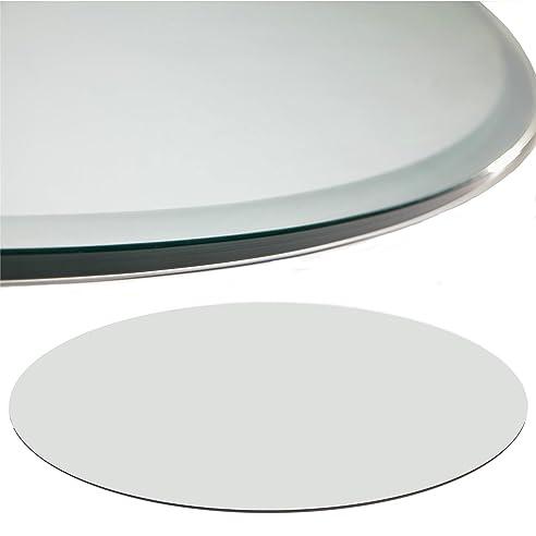 Glasscheibe Glasplatte Klarglas Rund 80 Cm Funkenschutzplatte Glasboden  Bodenplatte Für Kamin Ofen Glas Glasbodenplatte Kaminbodenplatte  Funkenschutz Amazing Design