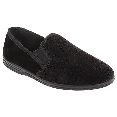 d69f9b3d13984 Zedzz Richard - Chaussons - Homme: Amazon.fr: Chaussures et Sacs