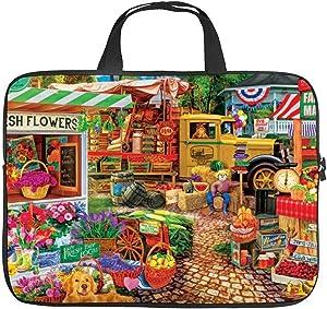 Neoprene Sleeve Laptop Handle Bag Handbag Notebook Case Cover Sale on The Square Portable MacBook Laptop/Ultrabooks Case Bag Cover 15 Inch