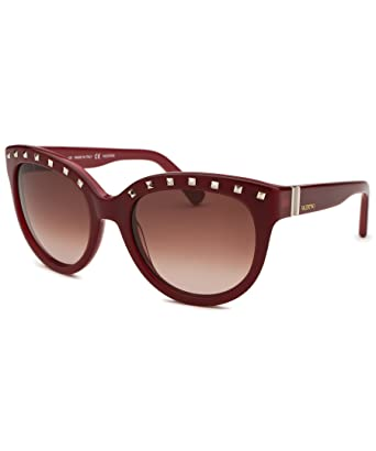 VALENTINO Sonnenbrille V659S 54 (54 mm) bordeaux igU2osrB