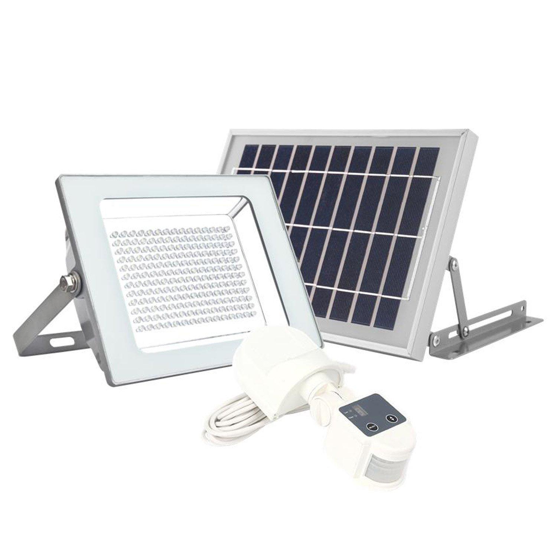 Micro Solar Heavy-Duty Flood Light
