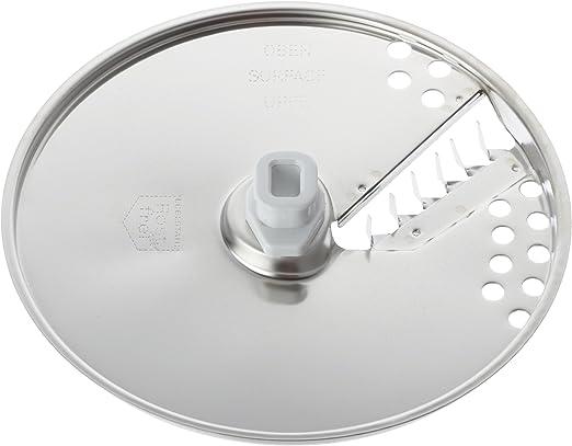 Siemens MZ24582 - Cuchilla para cortar patatas fritas para robots de cocina: Amazon.es: Hogar