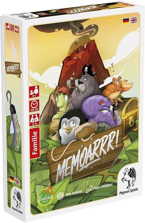 SD Games-Memoarrr (SDGMEMOAR01): Amazon.es: Juguetes y juegos