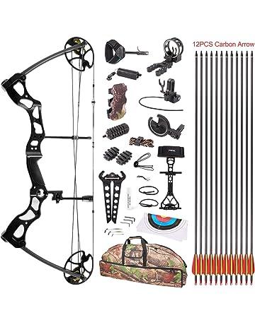 Amazon com: Compound Bows - Archery: Sports & Outdoors