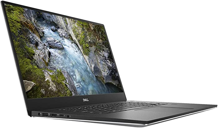 Dell Precision 5530 Laptop, 15.6 inch FHD (1920x1080) Non-Touch, Intel Core 8th Gen i7-8850H, 8GB DDR4 RAM, 256GB SSD, NVIDIA Quadro P1000, Windows 10 Pro