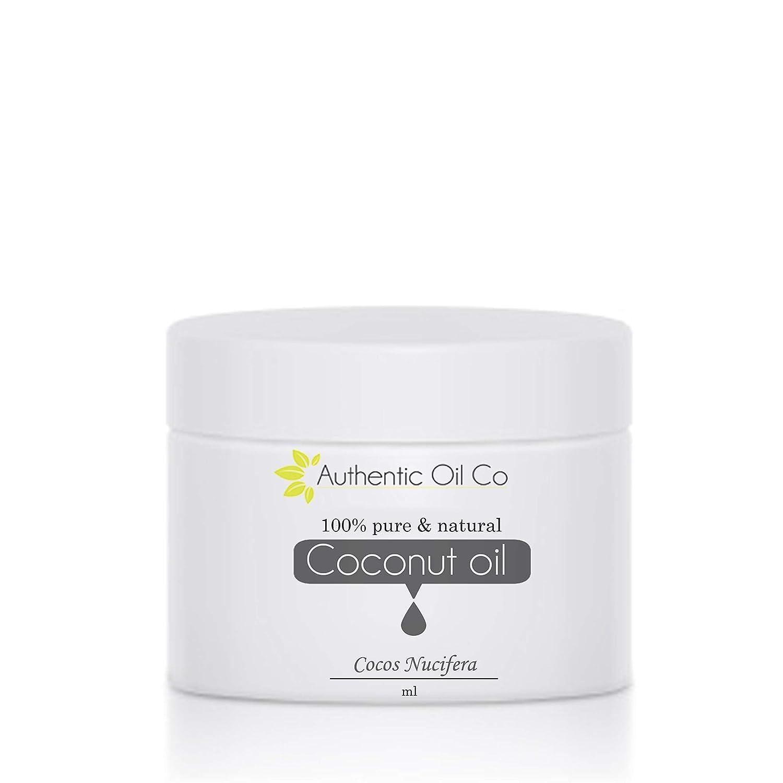 Aceite de Coco Virgen Extra Orgánico blanco 50 G