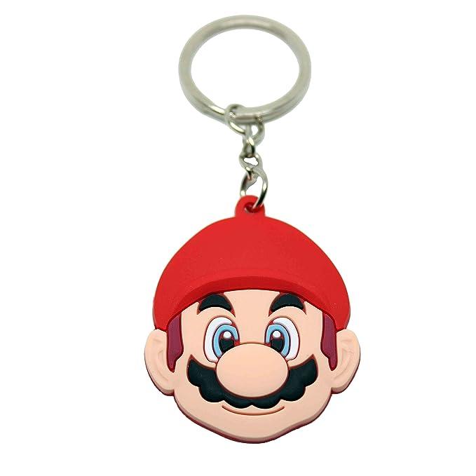 Mario - Llavero Nintendo: Amazon.es: Juguetes y juegos