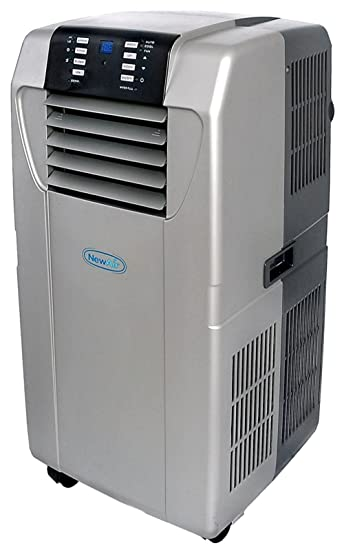 NewAir AC 12000H 12,000 BTU Heat Pump Portable Air Conditioner