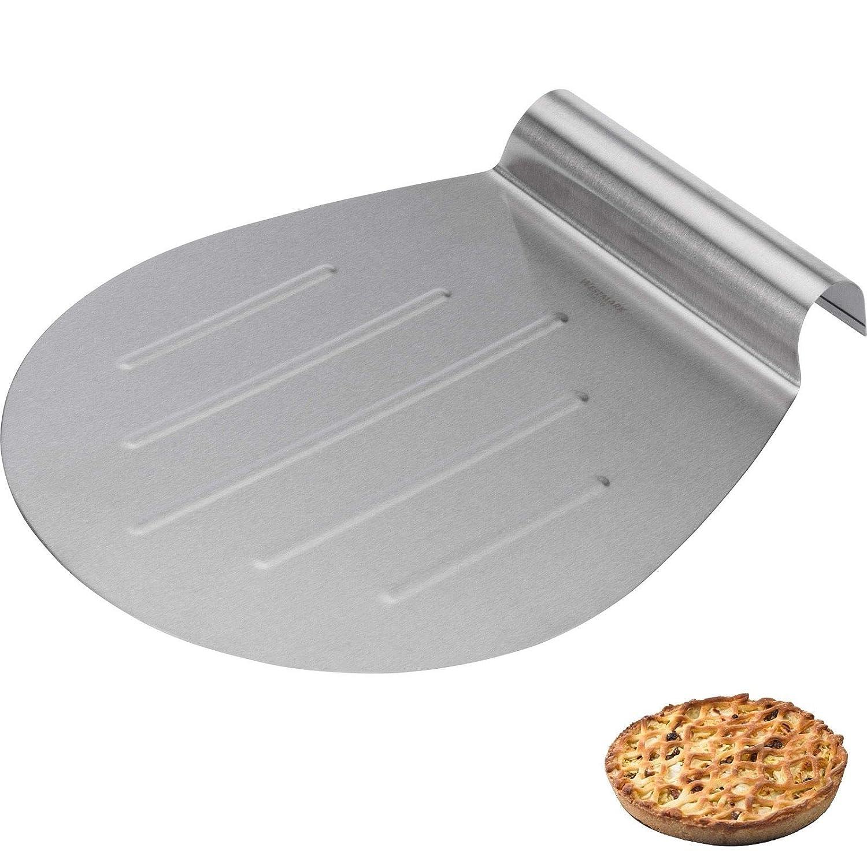 Negro pl/ástico ABS Westmark Pizza piedra//Pan ladrillo//pala para pizza 15.9 x 10 x 2.2999999999999998 cm