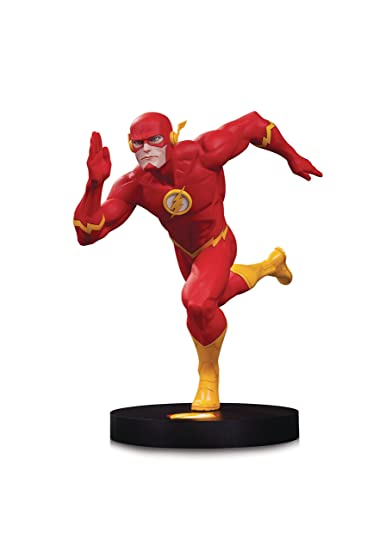 Amazon.com: DC Collectibles Designer Series: The Flash By Francis ...