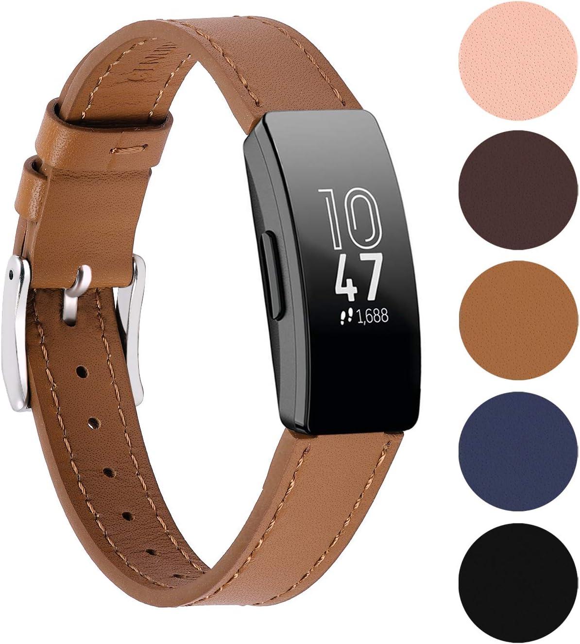 Nigaee Uhrenarmband für Fitbit Inspire und Inspire HR