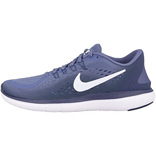 Nike Womens Flex 2017 RN Purple Slate Palest Purple-Blue Recall Running Shoe  (8 B US)  Buy Online at Low Prices in India - Amazon.in ac05ed366