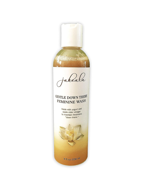 Jakeala Natural Intimate Feminine Wash With Apple Cider Vinegar and Yogurt Down There