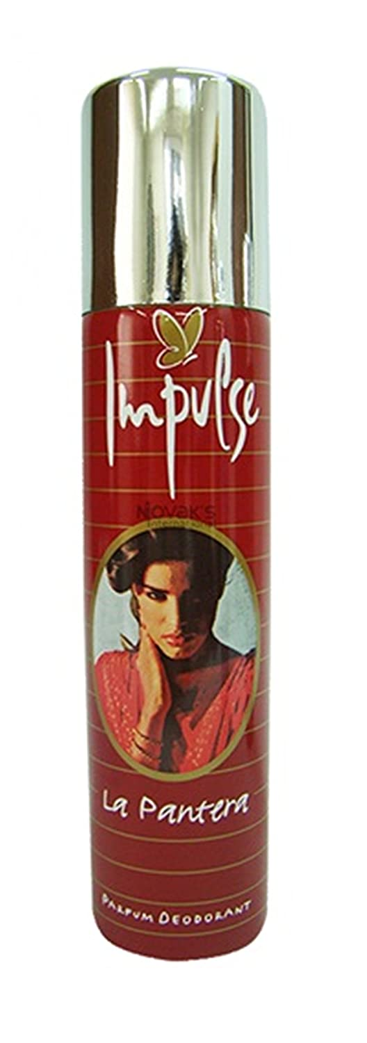 Impulse La Pantera Deodorant Spray 100 ml Unilever