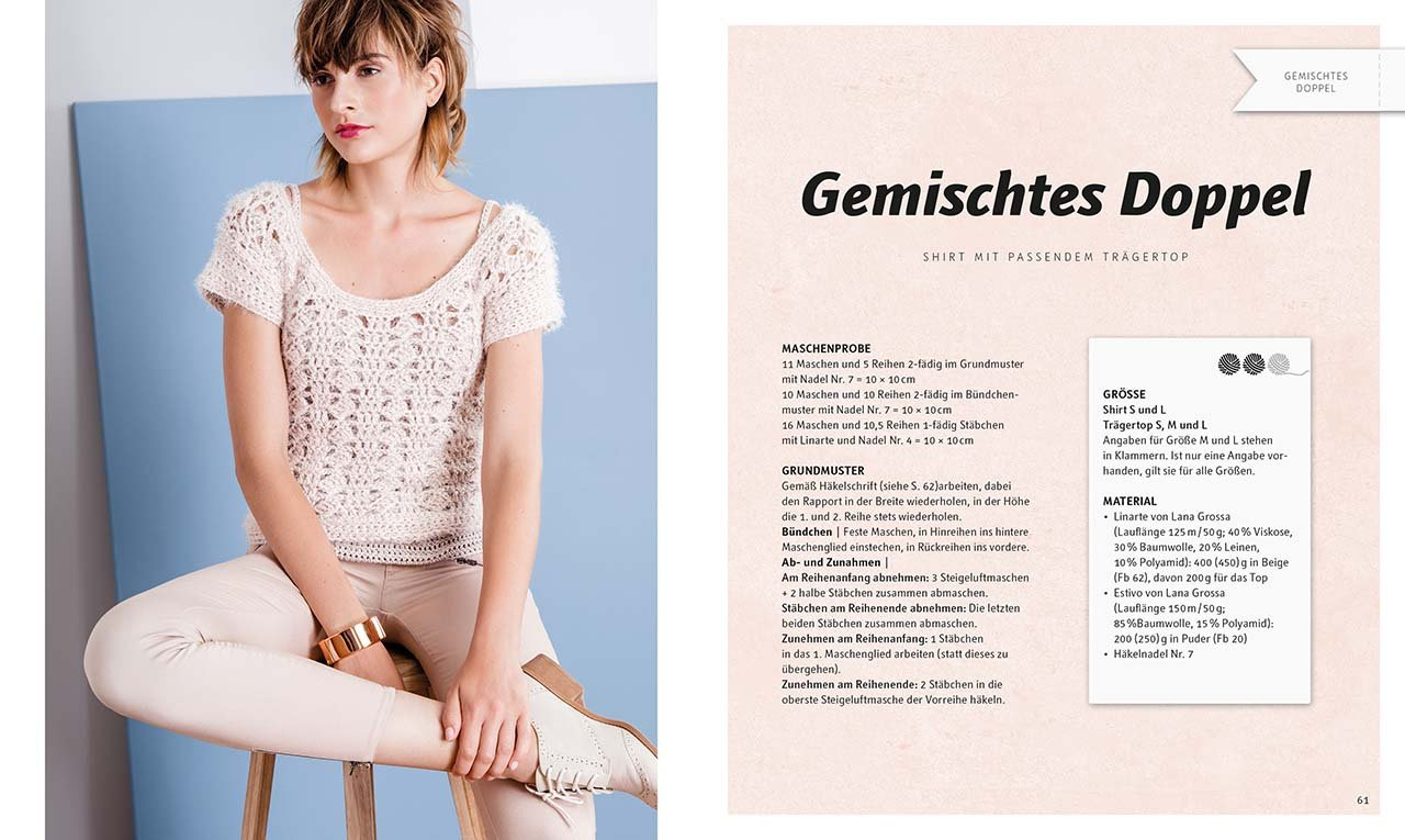 Stylish häkeln: Lieblingssachen für jeden Tag: Amazon.de: Heidi ...