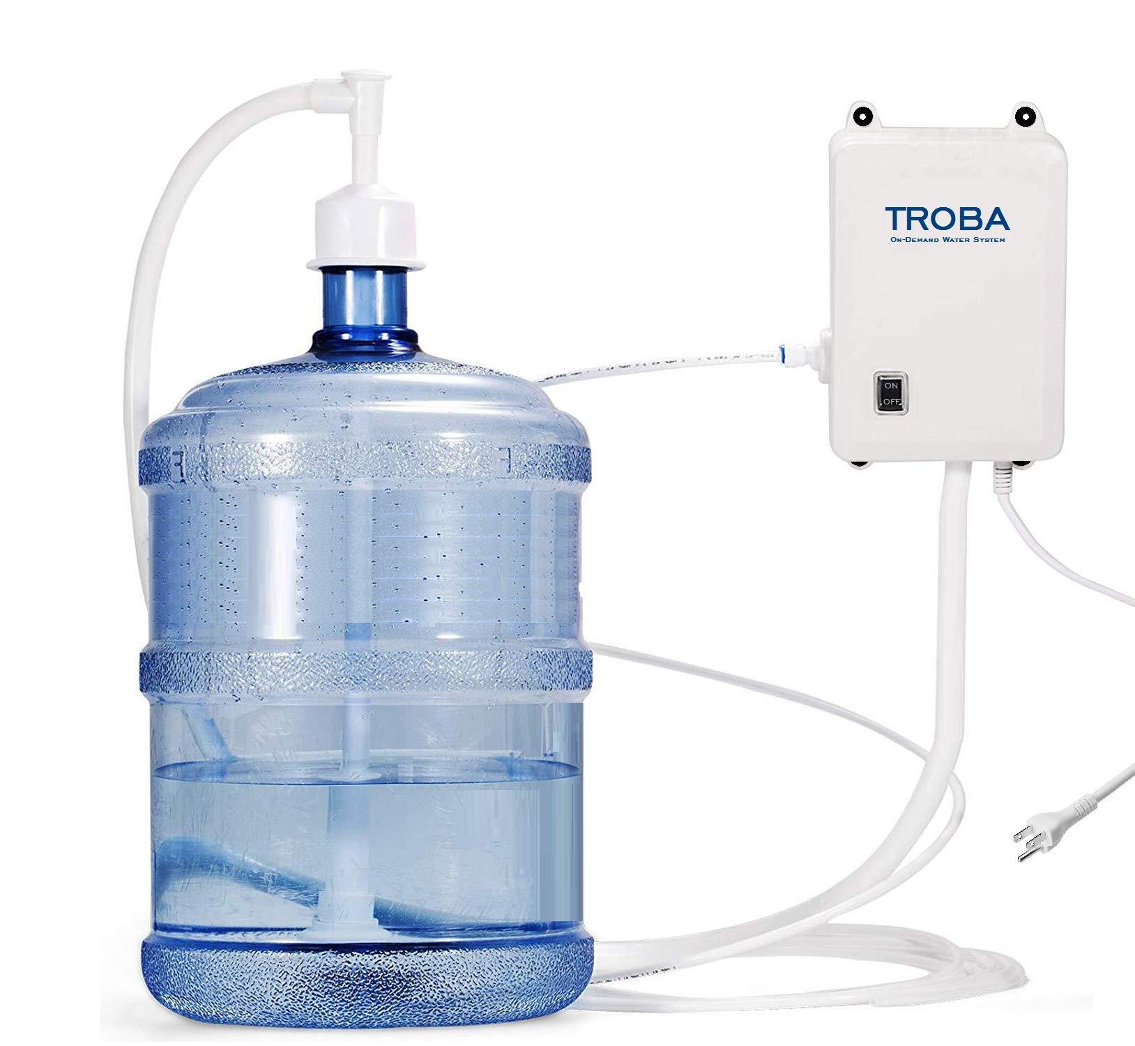 NEW 120v AC Bottled Water Dispensing Pump System by Bottled Water Dispensing System