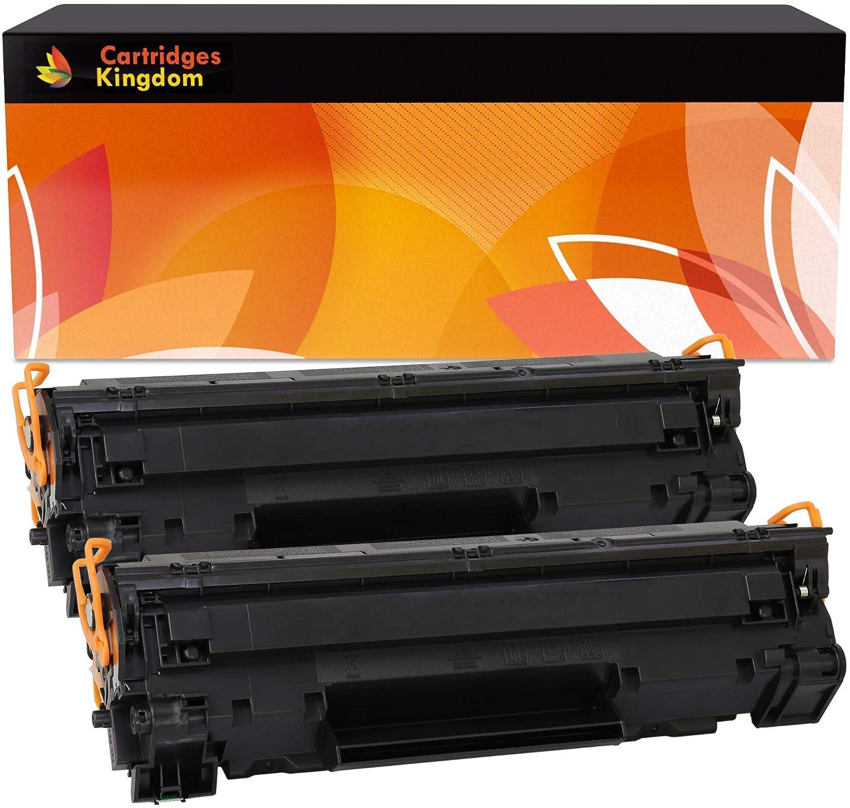 Cartridges Kingdom XL Cartucho de tóner láser Compatible con HP ...