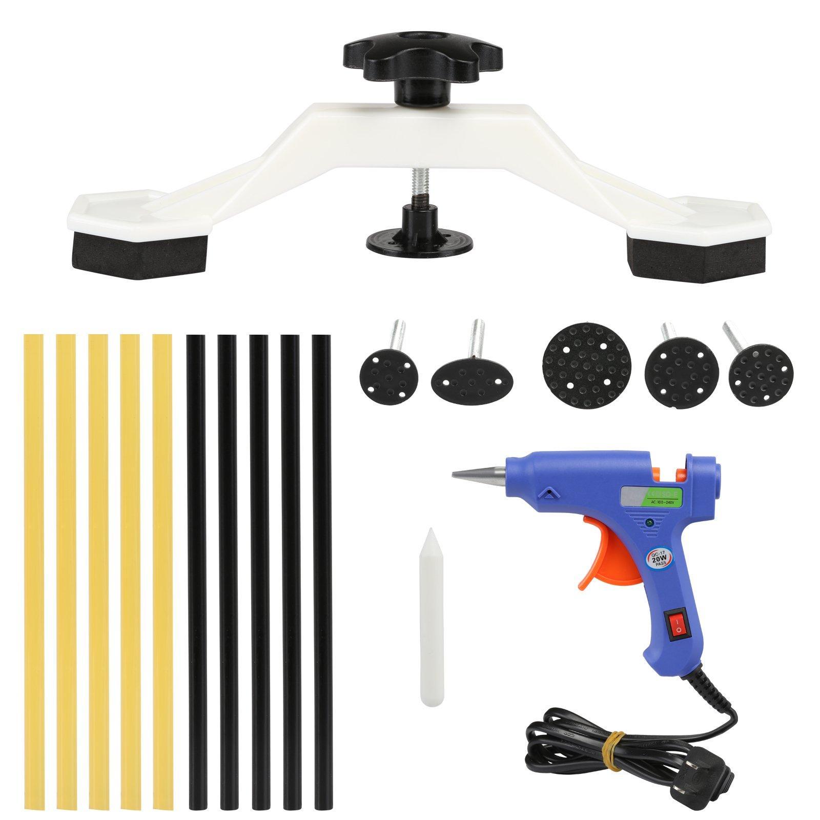 LIHAO Car Dent Repair Kit, Paintless Dent Removal Tools for Car Hail Damage and Door Dings Repair