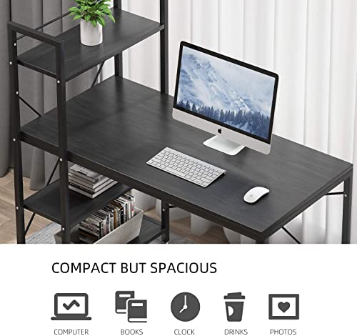 Tower Computer Desk Review