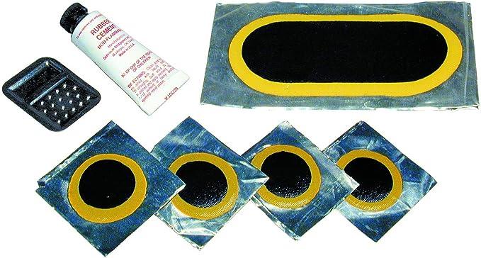 Tru-Flate 12-075 1 Pack Universal Tire Repair Cement Tube 1 Oz