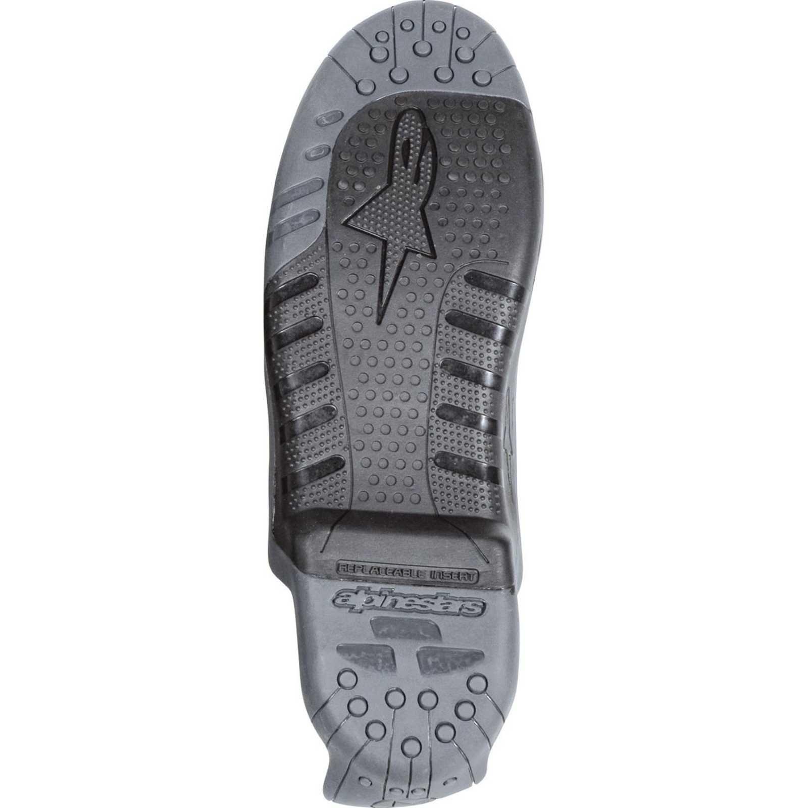 ALPINESTARS Alpinestars Tech 7 Boots Soles - 2013 - 15/Black