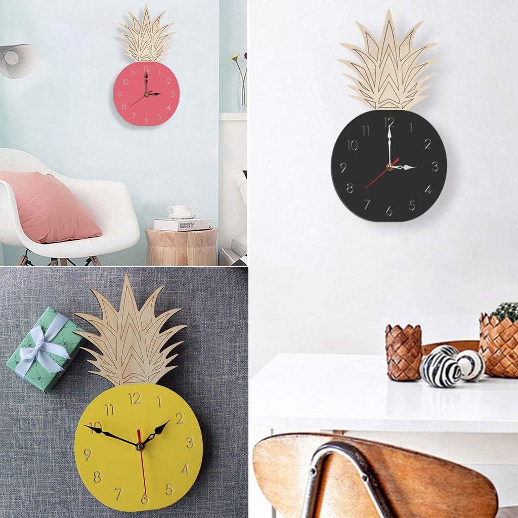 Office & School Supplies AGUIguo Creative Pineapple Wall Clock ...