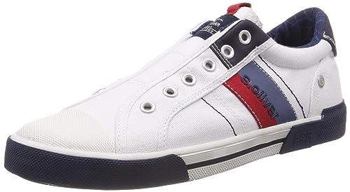 s.Oliver Herren Skater Sneaker 13630 22,Männer Sportschuh
