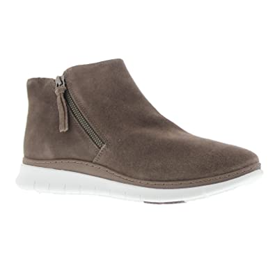 Vionic Dylan Mujer 352 Dylan Vionic Fresh Dark Taupe Suede Boots 5.5 UK: aa309a