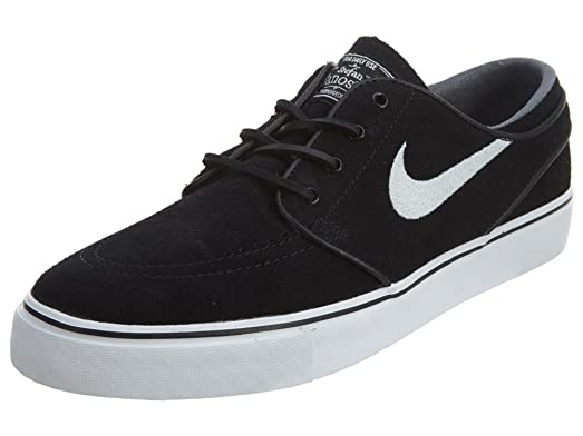 Nike Men's Zoom Stefan Janoski OG, Black/White-Gum Light Brown, 5.5