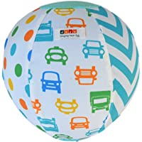 Daju Balloon Ball - Fabric Cover for Balloons - Car Design - 5 Balloons Included