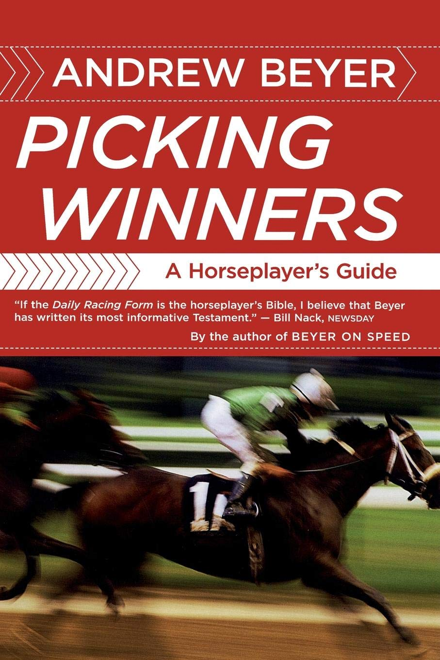 Picking Winners: Horseplayer's Guide: Amazon co uk: Andrew
