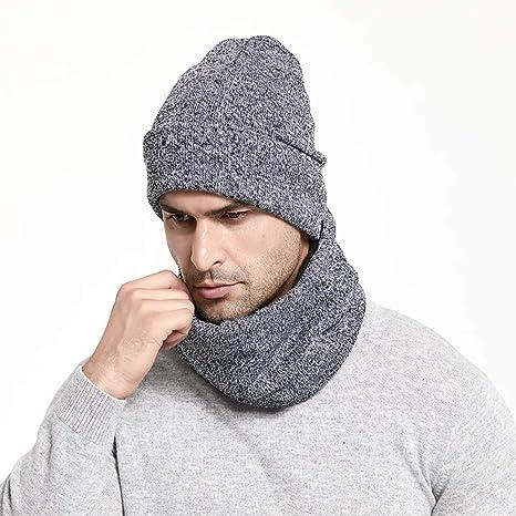 L&L Sombrero Sombrero Unisex Adulto Invierno Más Terciopelo Cálido ...