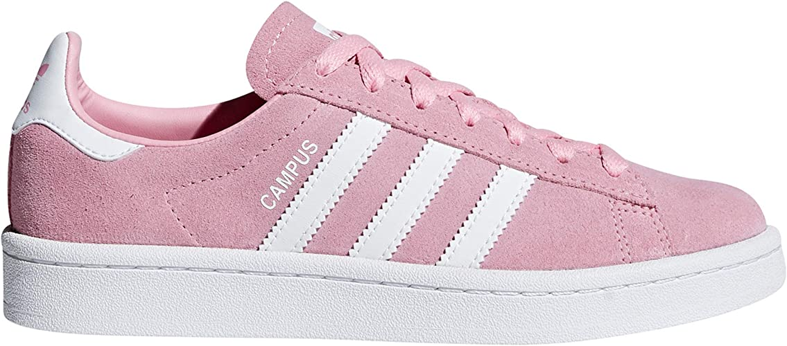 adidas Campus W, Scarpe da Fitness Donna Rosa (Light Pink