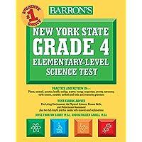 New York State Grade 4 Elementary-Level Science Test (Barron's Test Prep NY)