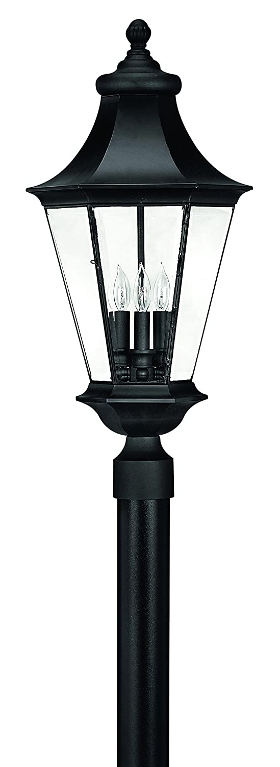 Hinkley 2501BK Outdoor Senator Light by Hinkley B000JZK8B2